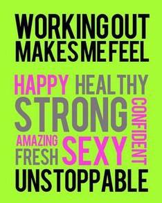 Why I Exercise