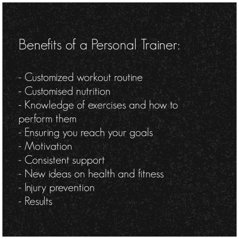 Benefits of PT