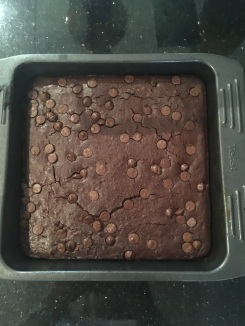 Choc Bean Brownie