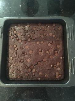 Choc Bean Brownie
