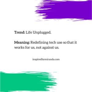 2018 Trends - Tech
