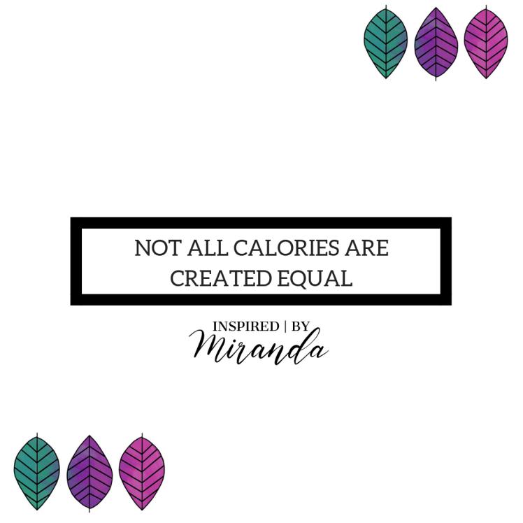 Calories post